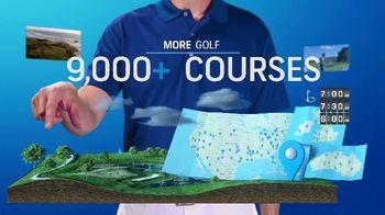 GolfPass TV Spot, 'Get More: 2 Dozen TaylorMade Golf Balls'