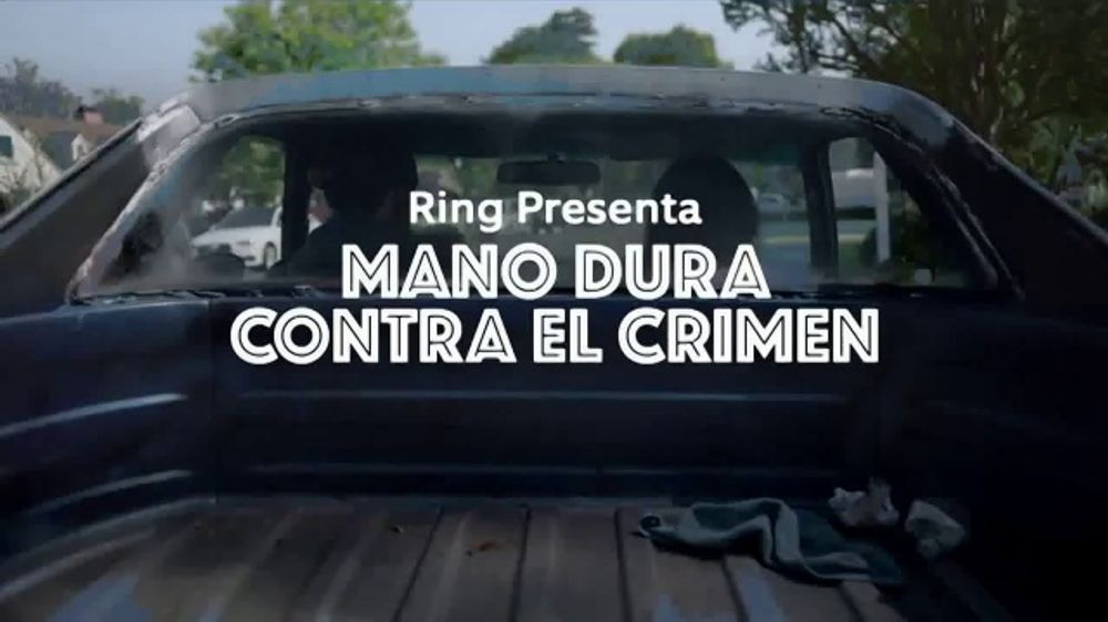 Ring Video Doorbell Pro TV Commercial, 'Mano dura'