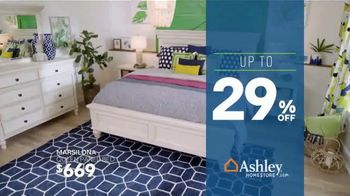 Ashley HomeStore Best of the Best Sale TV Spot, 'Leap Year: 29 Percent Off' Song by Midnight Riot - Thumbnail 4