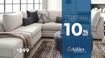 Ashley HomeStore Best of the Best Sale TV Spot, 'Leap Year: 29 Percent Off' Song by Midnight Riot - Thumbnail 6