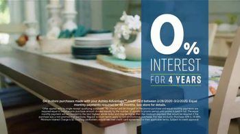Ashley HomeStore Best of the Best Sale TV Spot, 'Leap Year: 29 Percent Off' Song by Midnight Riot - Thumbnail 8
