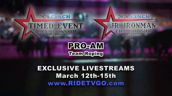 RIDE TV GO TV Spot, 'Exclusive Livestreams' - Thumbnail 9