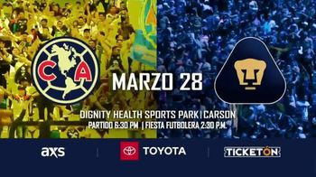 Club América TV Spot, 'Clásico Capitalino: Dignity Health Sports Park' [Spanish] - Thumbnail 9