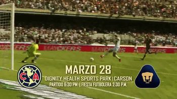 Club América TV Spot, 'Clásico Capitalino: Dignity Health Sports Park' [Spanish] - Thumbnail 7