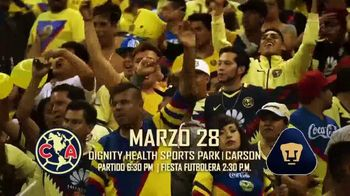 Club América TV Spot, 'Clásico Capitalino: Dignity Health Sports Park' [Spanish] - Thumbnail 8