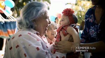 Kemper Insurance TV Spot, 'Cosas grandiosas' [Spanish]