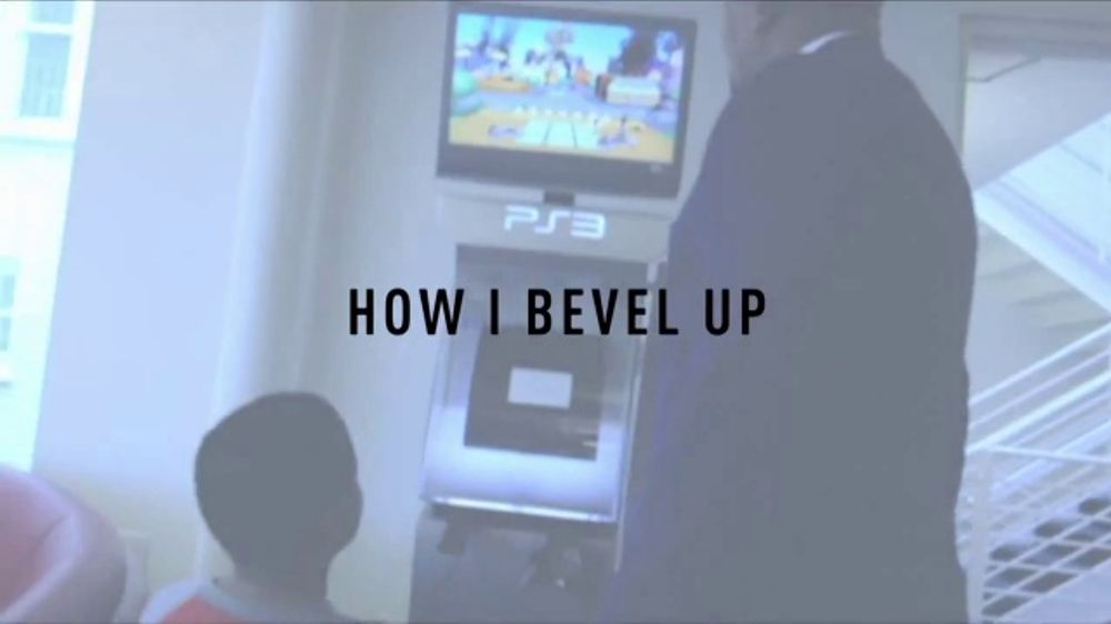 Bevel TV Commercial, 'Day in the Life: Kwame Johnson'