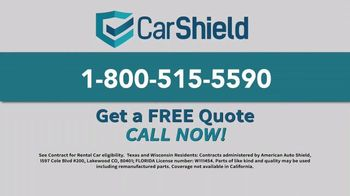 CarShield TV Spot, 'Just Like You' Featuring Chris Berman - Thumbnail 9