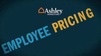 Ashley HomeStore Employee Pricing Mattress Sale TV Spot, 'Guaranteed Lowest Prices' - Thumbnail 1