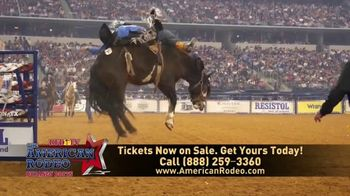 The American Rodeo TV Spot, 'Success' - Thumbnail 1