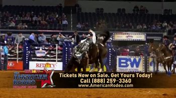 The American Rodeo TV Spot, 'Success' - Thumbnail 2