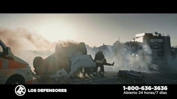 Los Defensores TV Spot, 'El poder de Los Defensores' con Jorge Jarrín, Jaime Jarrín [Spanish] - 923 commercial airings