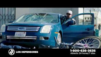 Los Defensores TV Spot, 'Ser atropellado' con Jorge Jarrín, Jaime Jarrín [Spanish] - 914 commercial airings