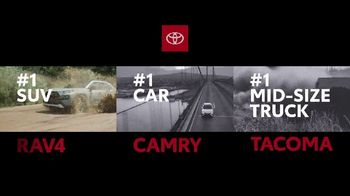 Toyota TV Spot, 'Number One: Highlander' [T2] - Thumbnail 4
