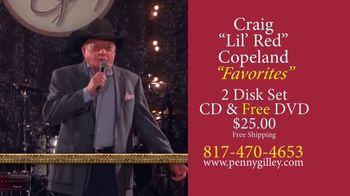 Penny Gilley TV Spot, 'Craig Copeland Favorites' - Thumbnail 2