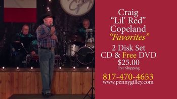 Penny Gilley TV Spot, 'Craig Copeland Favorites'