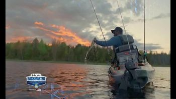Huk Bassmaster B.A.S.S. Nation Kayak Series TV Spot, '2020 Logan Martin Lake'
