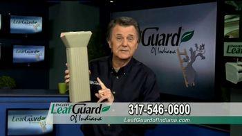 LeafGuard of Indiana Winter Half Off Sale TV Spot, 'Big Mouth' - Thumbnail 2