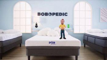 Bob's Discount Furniture Bob-O-Pedic Prize Mattress TV Spot, 'Comfort Matters' - Thumbnail 1