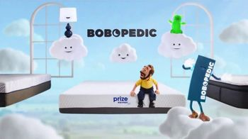 Bob's Discount Furniture Bob-O-Pedic Prize Mattress TV Spot, 'Comfort Matters'