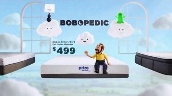 Bob's Discount Furniture Bob-O-Pedic Prize Mattress TV Spot, 'Comfort Matters' - Thumbnail 2