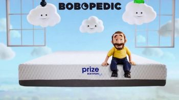 Bob's Discount Furniture Bob-O-Pedic Prize Mattress TV Spot, 'Comfort Matters' - Thumbnail 6
