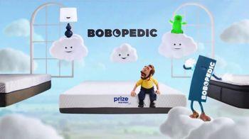 Bob's Discount Furniture Bob-O-Pedic Prize Mattress TV Spot, 'Comfort Matters'