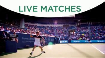 Tennis Channel Plus TV Spot, 'Indian Wells and Miami Open' - Thumbnail 6