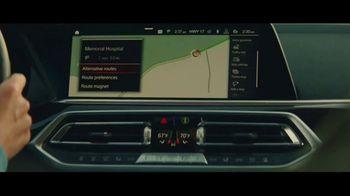 2020 BMW X5 TV Spot, 'Seafood' [T2] - Thumbnail 8