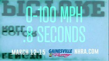 NHRA TV Spot, '2020 GatorNationals: Gainesville Raceway' - Thumbnail 3