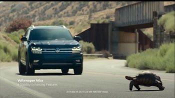 Volkswagen Presidents Day Deals TV Spot, 'Atlas: Tortoise' [T2]