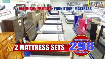 American Freight Tax Time Blowout TV Spot, 'Low Price Match Guarantee' - Thumbnail 2