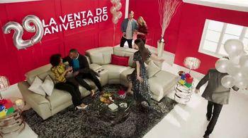 Rooms to Go la Venta de Aniversario TV Spot, 'Financiamiento' canción de Junior Senior [Spanish] - Thumbnail 9