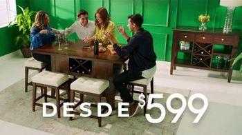 Rooms to Go la Venta de Aniversario TV Spot, 'Financiamiento' canción de Junior Senior [Spanish] - Thumbnail 6