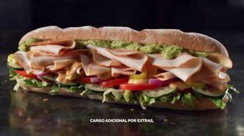 Subway App TV Spot, 'Compra un Footlong, lleva otro gratis' [Spanish] - Thumbnail 5