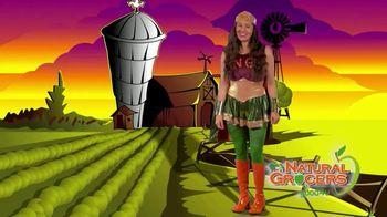 Natural Grocers TV Spot, 'Health Crusader & Organica Girl'