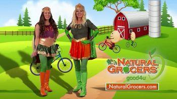 Natural Grocers TV Spot, 'Health Crusader & Organica Girl' - Thumbnail 7