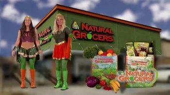 Natural Grocers TV Spot, 'Health Crusader & Organica Girl' - Thumbnail 3