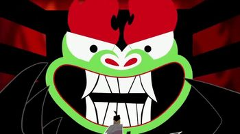 Samurai Jack: Battle Through Time TV Spot, \'Announcement Trailer\'