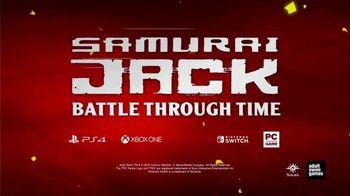 Samurai Jack: Battle Through Time TV Spot, 'Announcement Trailer' - Thumbnail 10