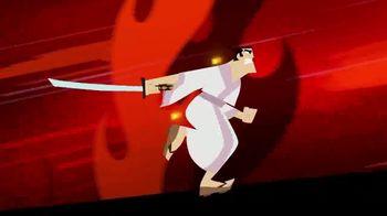 Samurai Jack: Battle Through Time TV Spot, 'Announcement Trailer' - Thumbnail 6
