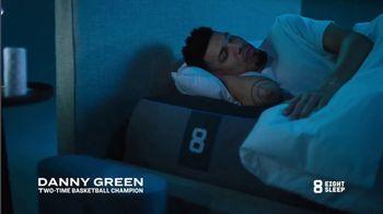 Eight Sleep TV Spot, 'Better Sleep, Better Play: Danny' Featuring Danny Green - Thumbnail 2