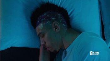 Eight Sleep TV Spot, 'Better Sleep, Better Play: Danny' Featuring Danny Green