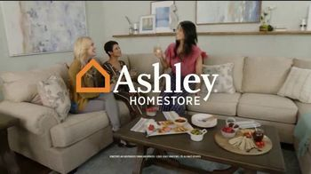 Ashley HomeStore Leap Into Savings TV Spot, 'Free White Glove Delivery' Song by Midnight Riot - Thumbnail 9
