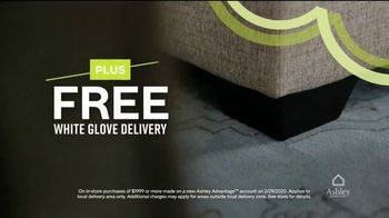 Ashley HomeStore Leap Into Savings TV Spot, 'Free White Glove Delivery' Song by Midnight Riot - Thumbnail 7