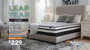 Ashley HomeStore Leap Year Event TV Spot, 'Chime by Ashley' Song by Midnight Riot - Thumbnail 2