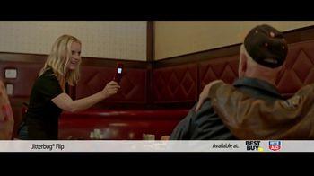 Jitterbug Flip TV Spot, 'Veteran Dad: Plans at $14.99' - Thumbnail 5