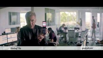Jitterbug Flip TV Spot, 'Veteran Dad: Plans at $14.99' - Thumbnail 7