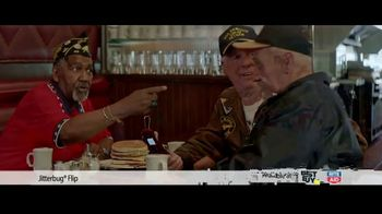 Jitterbug Flip TV Spot, 'Veteran Dad: Plans at $14.99' - Thumbnail 9