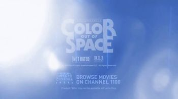 DIRECTV Cinema TV Spot, 'Color Out of Space' - Thumbnail 9